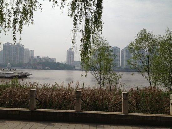 Jiangxin Island : 1