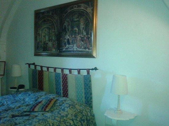 Il Casato Residenza d' Epoca bnb : Camera doppia