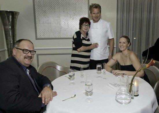Gordon Ramsay at The St. Regis Doha: Dinner at Ramsey