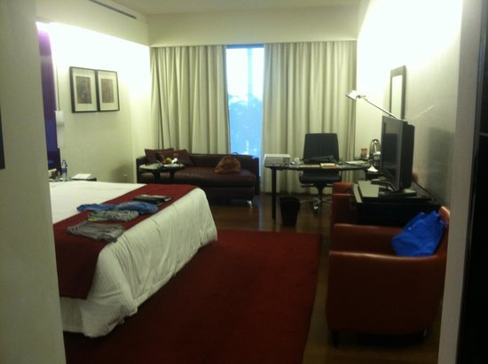 Fairmont Towers Heliopolis: The room