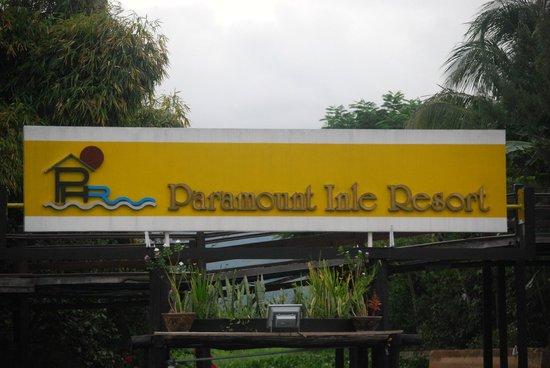 Paramount Inle Resort : Hotel