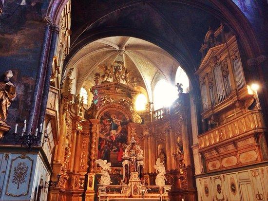 La Collégiale Notre Dame des Anges : Notre Dame des Anges