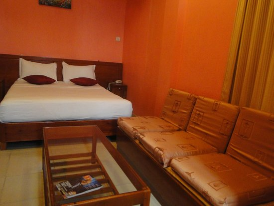 Hotel Sansu : Room Interior