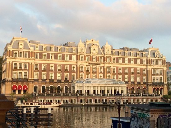 InterContinental Amstel Amsterdam: Exterior