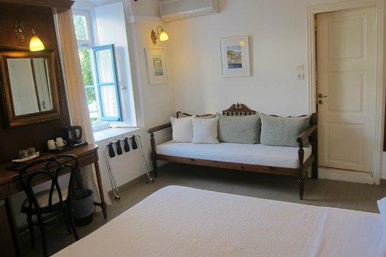 Orloff Boutique Hotel: My Room
