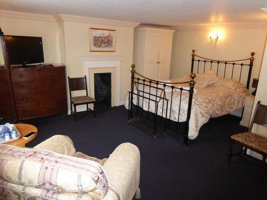 Bail House & Mews: Superior room