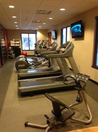 hilton garden inn kalispell gym - Hilton Garden Inn Kalispell