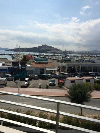 Hotel Ocean Drive Ibiza : Ibiza Old town