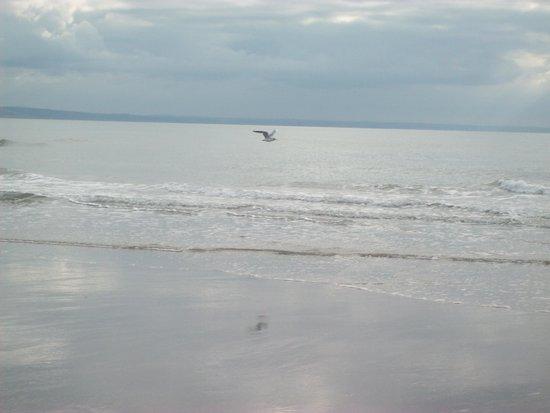 Sea Breeze: Aberdovey beach  - September 2014