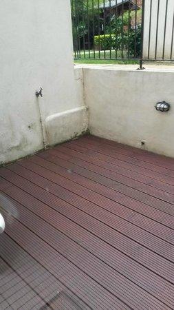 So Sienna : patio