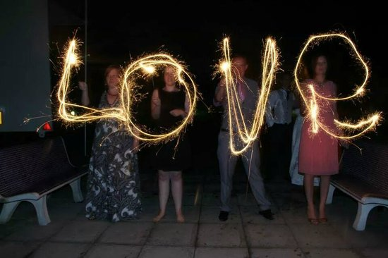 VesuviO Restaurant & Bar: Sharnbrook lawn at my wedding