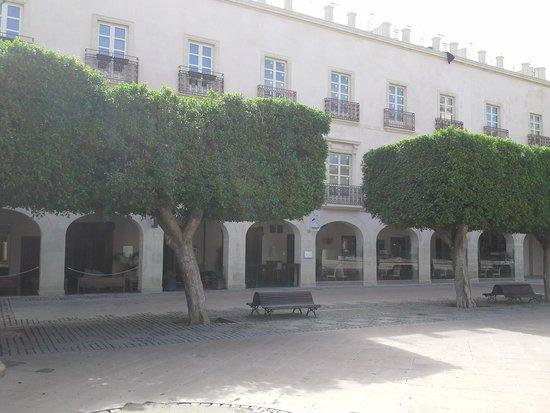 Aire Hotel & Ancient Baths : visto desde fuera