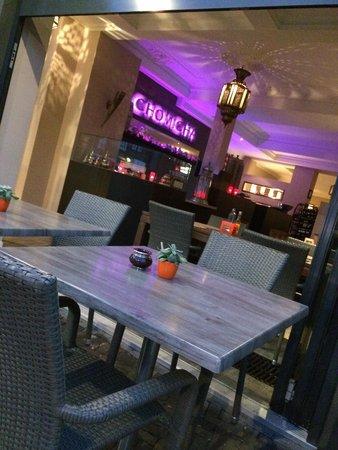 Restaurant Chomicha  Kruisstraat 63 Eindhoven