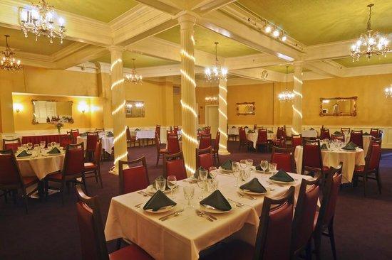 Hotel Coolidge : Junction Room