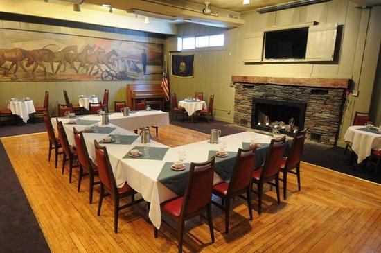 Hotel Coolidge : Vermont Room