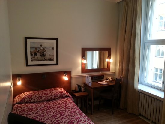 Anna Hotel: Superior Single Room