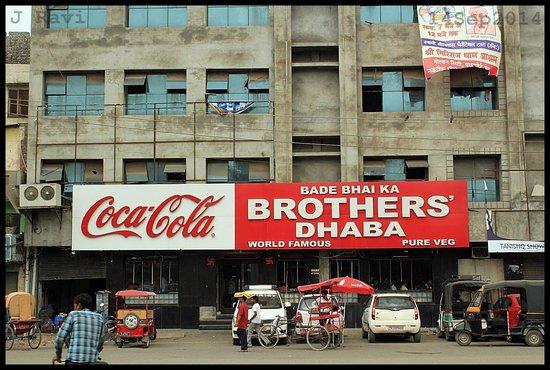 Bade Bhai Ka Brothers Dhaba: Walkable from Jallianwala Bagh