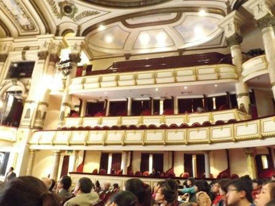 Hanoi Opera House: Inside