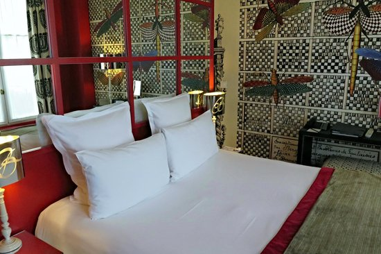Hotel le Bellechasse: Room