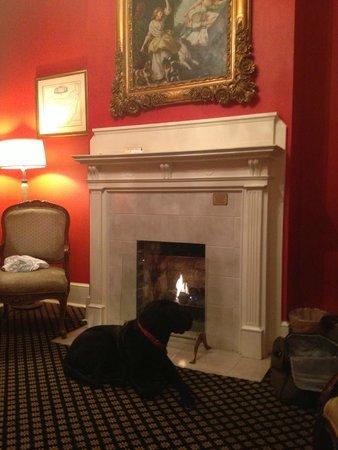 Foley House Inn : Room
