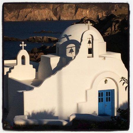 Mykonos Star : Chapel