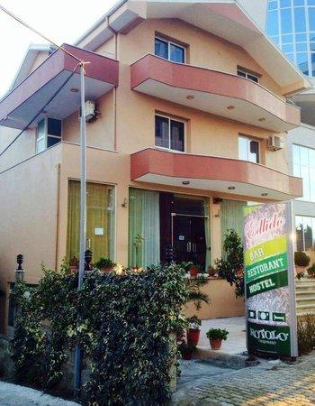 Restaurant - Hostel  Edlido