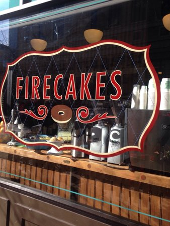 Firecakes Donuts : Best donuts ever