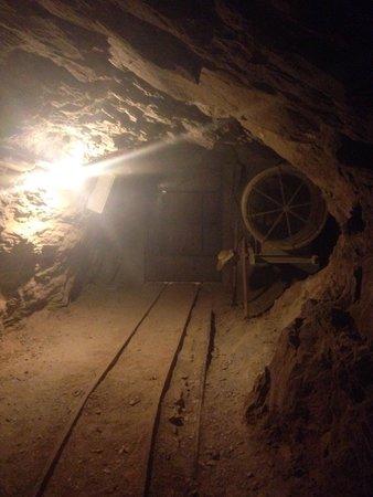 Ecomuseo delle Miniere e della Val Germanasca: La Miniera Gianna.