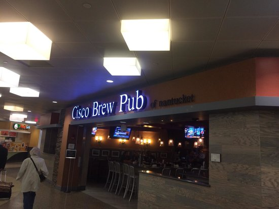 Cisco Brew Pub