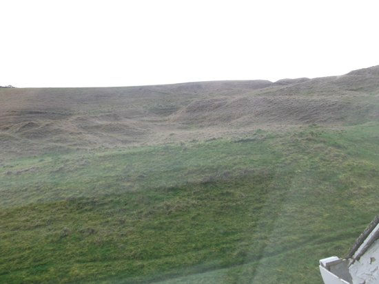 Cleeve Hill House Hotel: View from bedroom