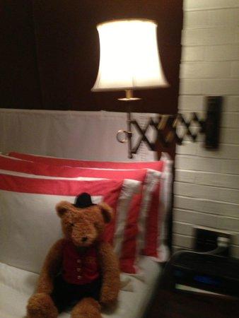 The Bowery Hotel: Teddy Love