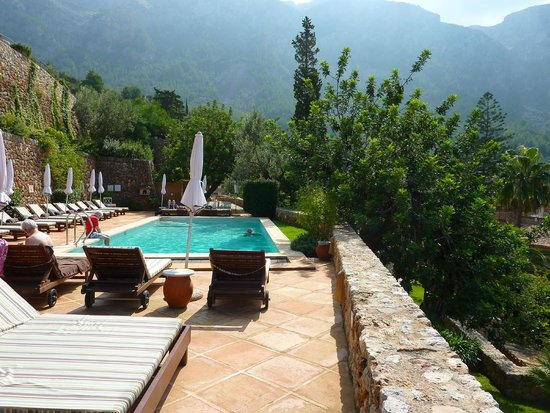 Belmond La Residencia: The adult pool area