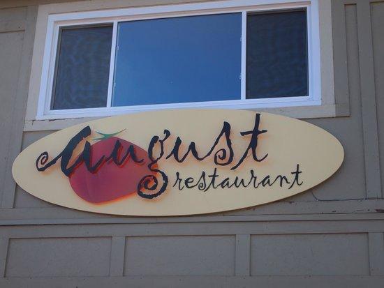 August Restaurant Beamsville Ontario