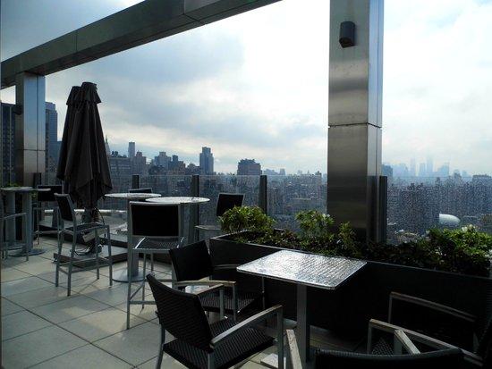 Fairfield Inn & Suites New York Midtown Manhattan/Penn Station: Rooftopbar
