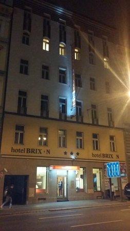 Hotel Brixen Prague : Hotel