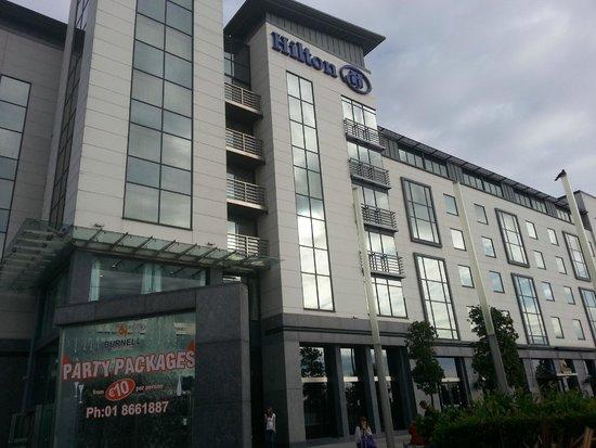 Hilton Hotel Malahide Road Dublin