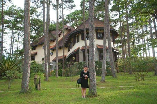 Ana Mandara Villas Dalat Resort & Spa: We had stayed at Villa No. 3