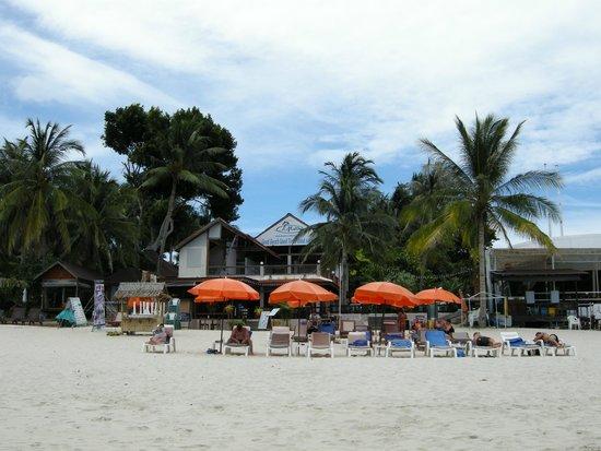 Malibu Koh Samui Resort & Beach Club: Пляж
