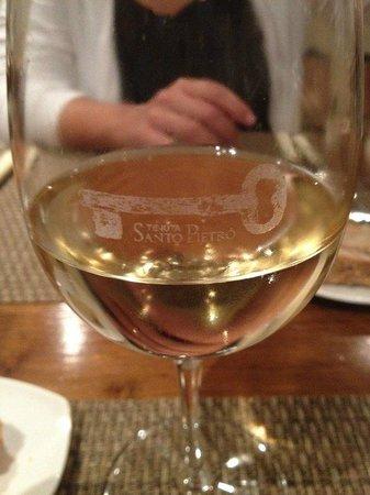 Tenuta Santo Pietro: Wine!