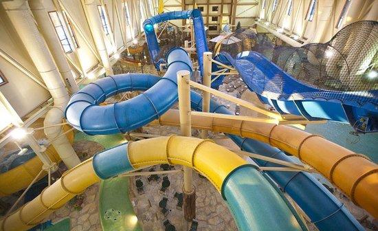 Scotrun, Pensilvania: Hydro Plunge