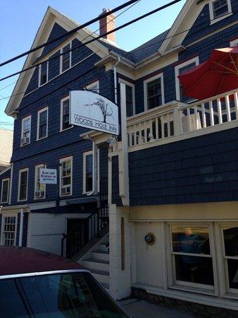 Woods Hole Inn: Inn