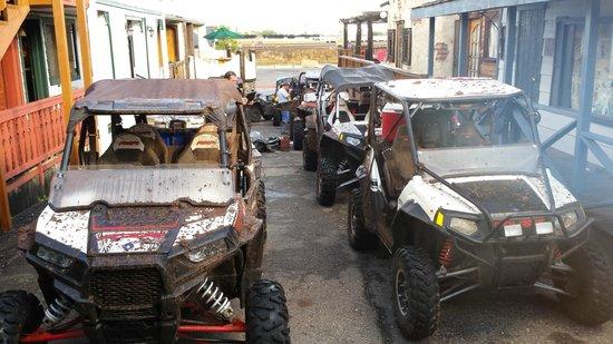 Drover's Inn: Parking