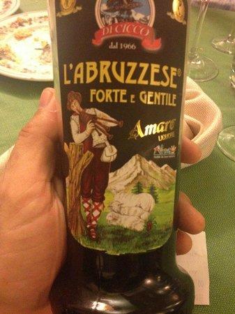 Hostaria Da Pietro: After dinner?