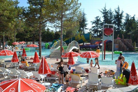 Aquapark Aquamania: аквапарк