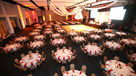 The Overland Park Convention Center makes an already desirable event location even more appealin