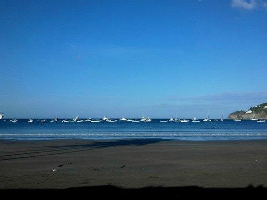 San Juan del Sur Beach: sunrise...