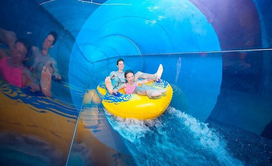 Great Wolf Lodge: Alberta Falls Water Slide