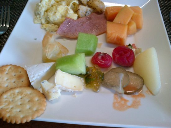 Protea Hotel Fire & Ice! by Marriott Cape Town: Breakfast