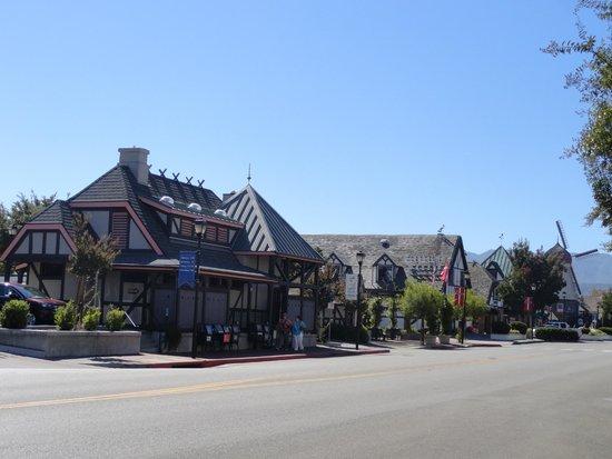 San Luis Inn & Suites: centro da cidade
