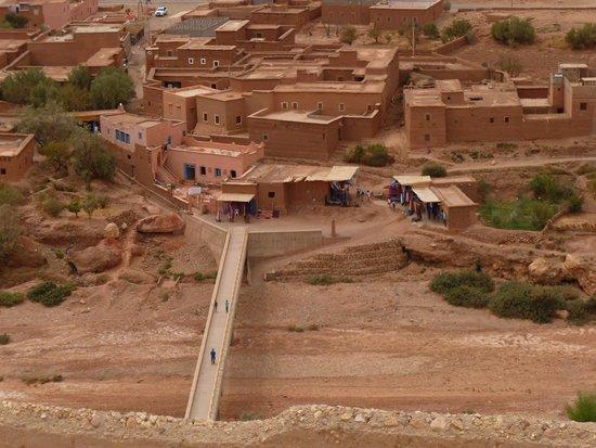 Ouarzazate Unlimited Marrakech Day Tours : Ait benhaddou